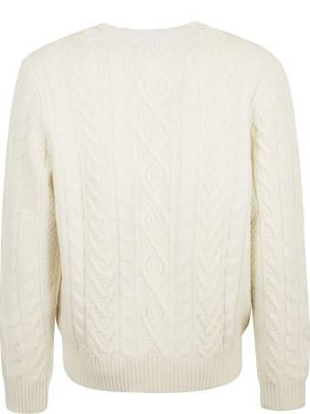 Ralph Lauren Patterned Knit Sweater