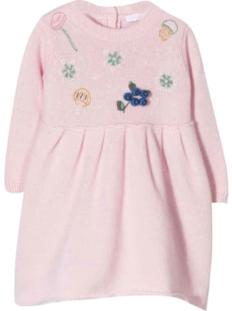 Il Gufo Long-sleeved Dress