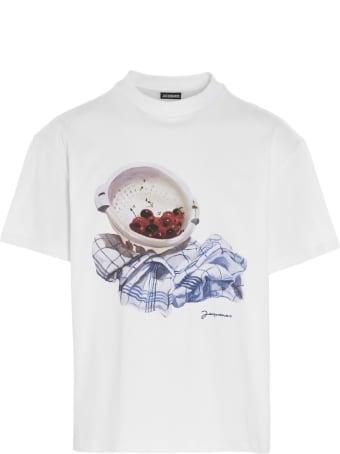 Jacquemus 'le T-shirt Cerises' T-shirt