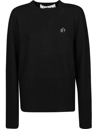 Off-White Off Basic Sweater