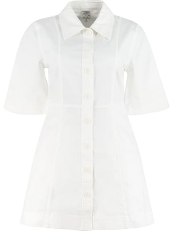 Baum und Pferdgarten Abera Cotton Mini-dress