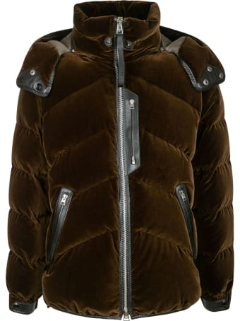Tom Ford Quilted Zip Jacket