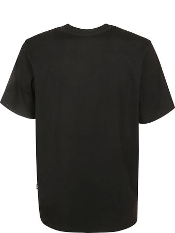 MSGM Milano Logo Print T-shirt