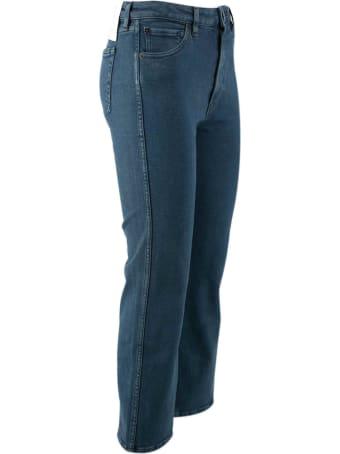 3x1 Stretch-cotton Denim