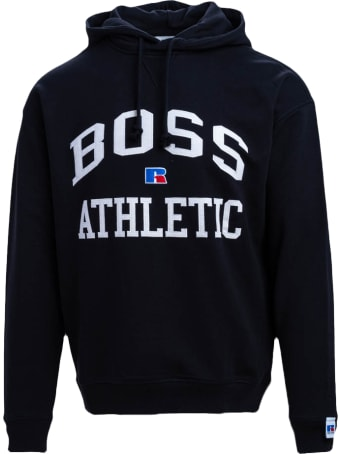 Russell Athletic Boss X Russell Athletic Cotton Blend Sweatshirt