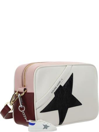 Golden Goose Hammered Star Bag