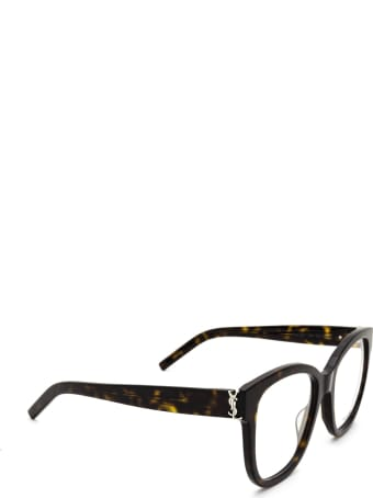 Saint Laurent Saint Laurent Sl M97 Dark Havana Glasses