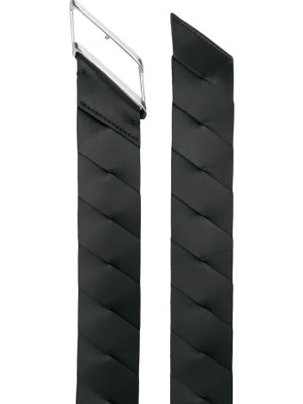 Bottega Veneta Zig Zag 4cm