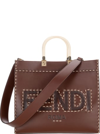 Fendi Medium Sunshine Shopper Bag