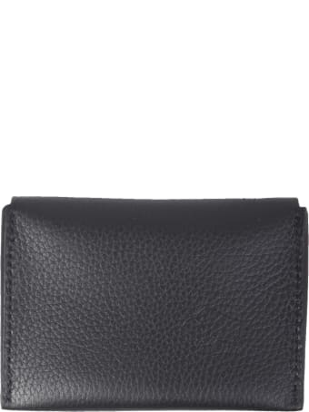Il Bisonte European Leather Card Holder