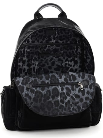 Dolce & Gabbana Samboil Nylon Backpack