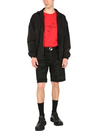 Givenchy 4g Nylon Jacket