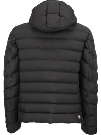 Colmar Flack - Down Jacket With Lacquered Interior