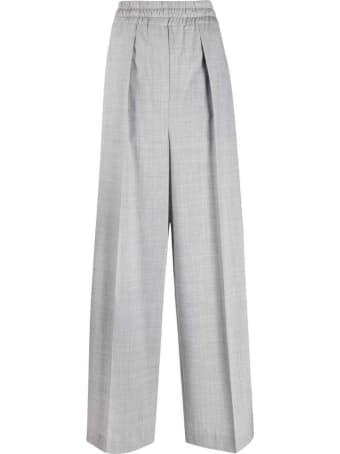Brunello Cucinelli High Waist Oversized Trousers