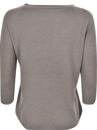 A Punto B Regular Fit Plain Sweater