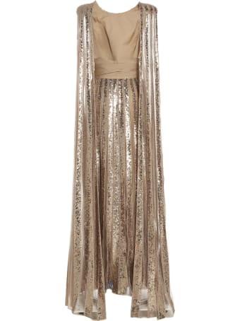 Elie Saab 'yarn' Dress