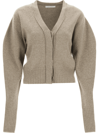 Low Classic Wool And Cashmere Cardigan