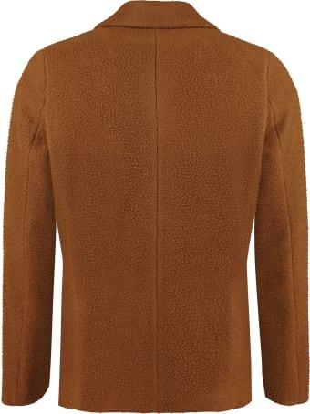 Séfr Hamra Double-breasted Coat