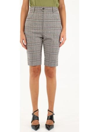Saint Laurent Shorts Grey