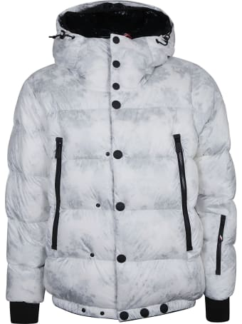 Moncler Grenoble Buttoned Padded Jacket