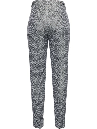 PT01 Stretch Tricotine Andrea Trousers