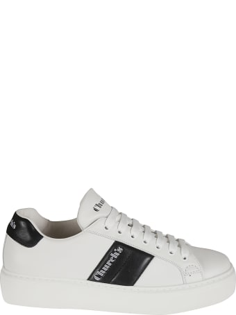 Church's Padded Detail Logo Sneakers