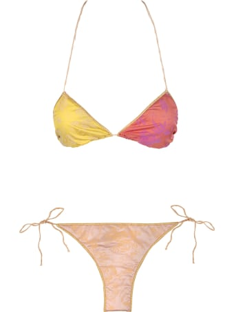 Oseree Blossom Colore' Two Piece Bikini