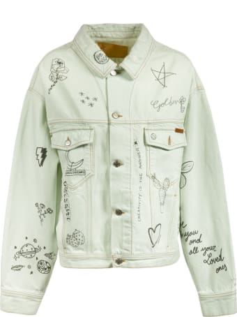 Golden Goose Babette Oversized Jacket
