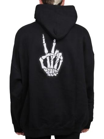 Balenciaga Black Drip Peace Hoodie
