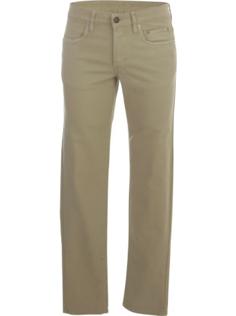 Siviglia Five-pocket Classic Pants