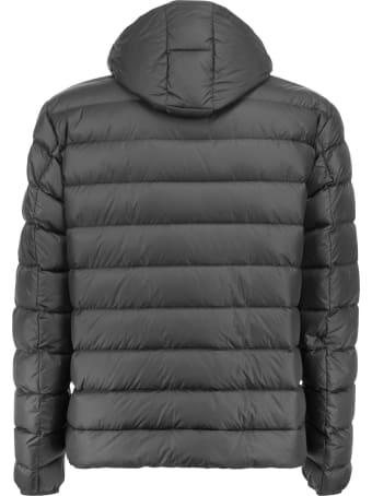Colmar Concrete - Sports Down Jacket Detachable Hood