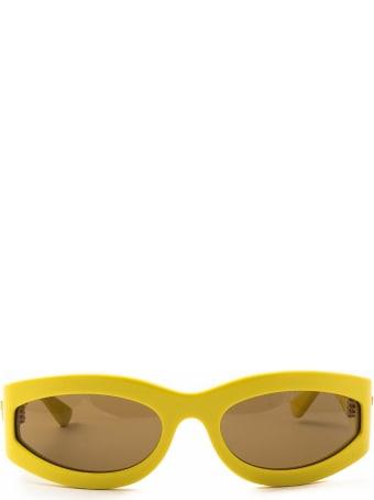 Bottega Veneta Bottega Veneta Bv1089s Yellow Sunglasses
