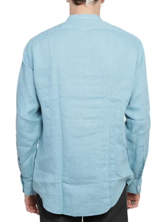 Massimo Alba White Kos Shirt