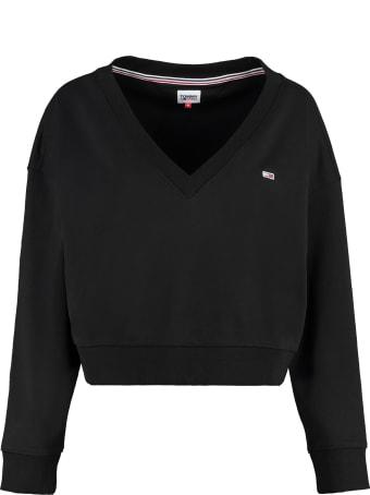 Tommy Jeans Long Sleeve Sweatshirt