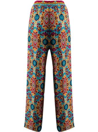 Hale Bob Silk Blend Trousers