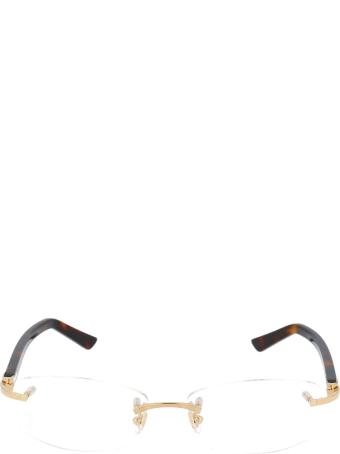 Cartier Eyewear Ct0048o Glasses