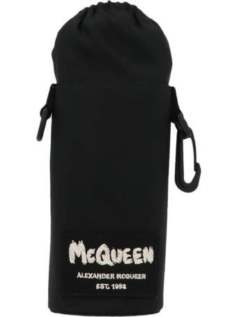 Alexander McQueen 'graffiti' Water Bottle Holder