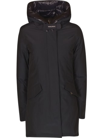 Woolrich Concealed Hooded Parka