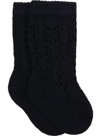 Story loris Blue Socks For Babygirl
