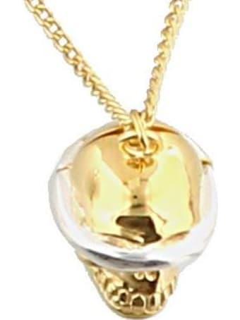 AMBUSH Skull Necklace