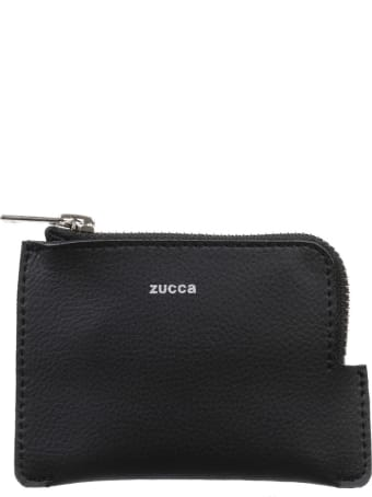 Zucca Black Coin Wallet