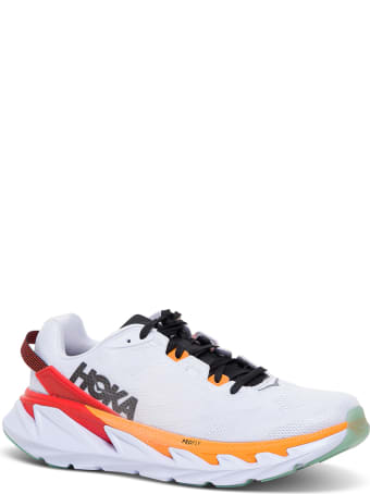 Hoka One One Elevon Multicolor Logo Sneakers