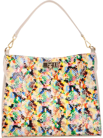 Giancarlo Petriglia Leather Shopping Bag