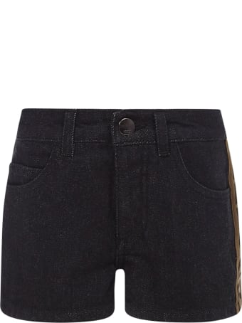 Fendi Kids Shorts