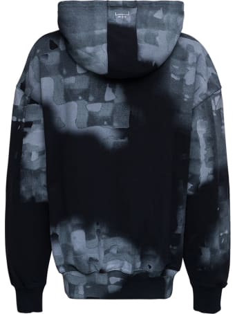 A-COLD-WALL Brush Stroke Jersey Hoodie With Logo