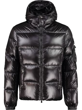 TATRAS Hooded Full-zip Down Jacket