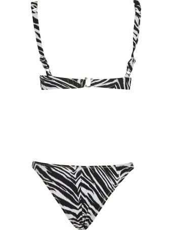 Reina Olga Underwired Cups High Ruse Cut Bikini