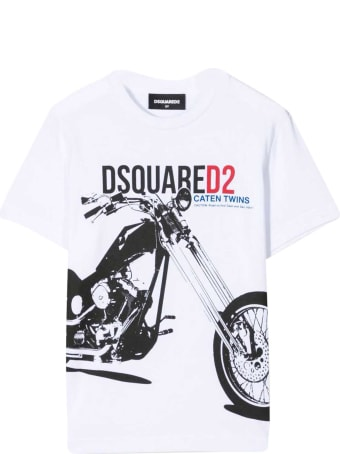 Dsquared2 Print T-shirt