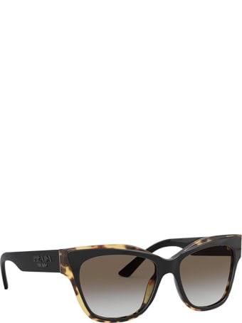 Prada Prada Pr 23xs Black / Havana Media Sunglasses