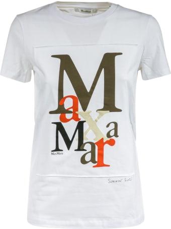 Max Mara Humour T-shirt